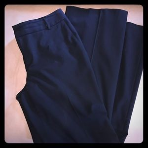 Banana Republic Martin Fit Wool Blend Trousers 12